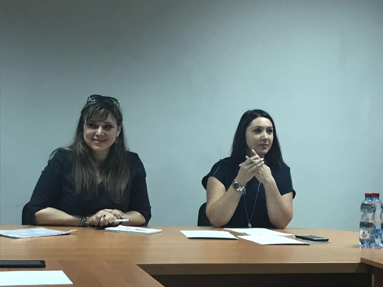 20 марта 2018 года провели круглый стол  на тему:  «Cоциальное предпринимательство в РСО-Алания. Проблемы и перспективы развития социального предпринимательства (сп) в РСО-Алания»