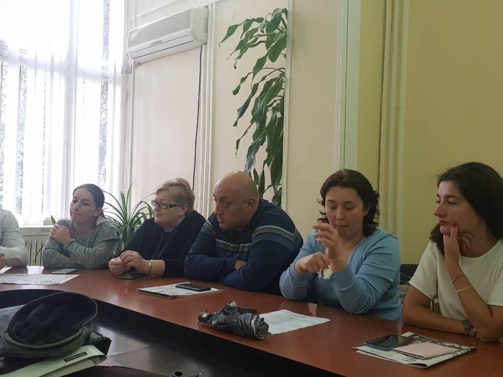 20-сентября  2019 года Центром поддержки экспорта Республики Северная Осетия-Алания организован и проведен семинар «Документационное сопровождение экспорта» образовательной программы Российского экспортного центра.