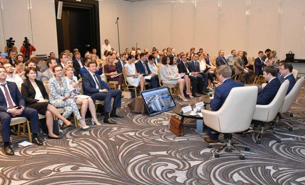 Реализацию национальных проектов обсудили на выездном совещании Минэкономразвития РФ с регионами страны