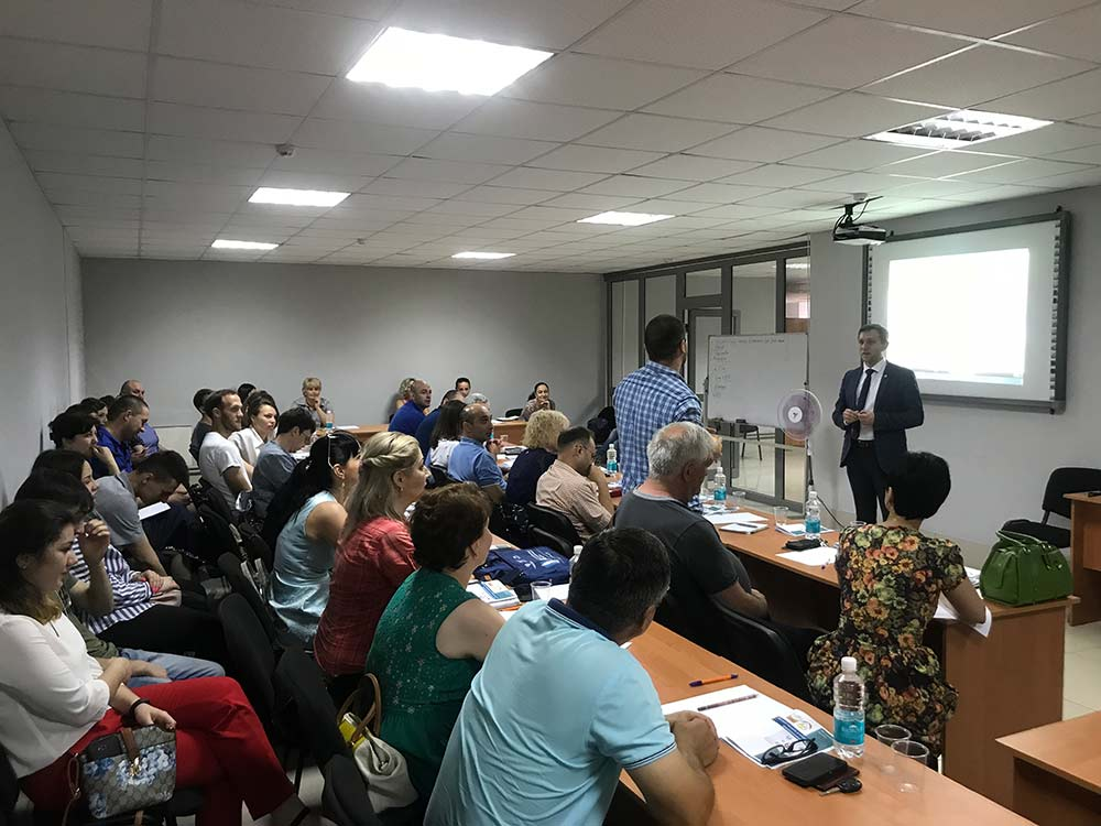 5 и 6 июля 2018 г. на базе Бизнес-инкубатора «ИТ-Парк Алания» состоялись обучающие мероприятия