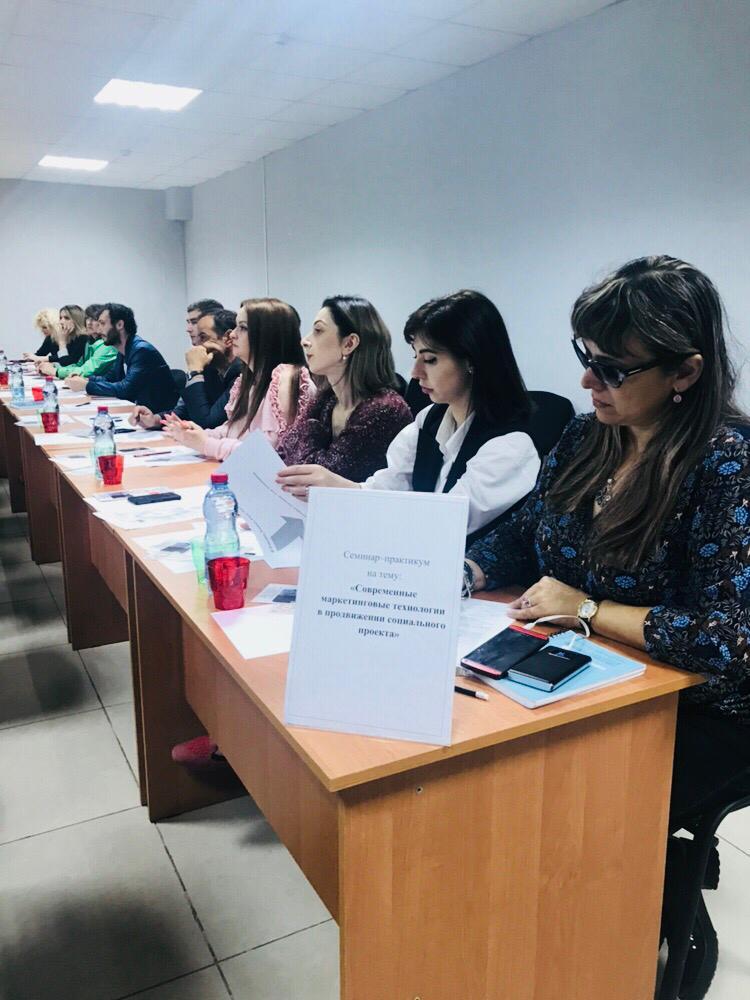 28 сентября 2018 г. на площадке Бизнес-инкубатора «ИТ-Парк «Алания»» были проведены обучающие мероприятия