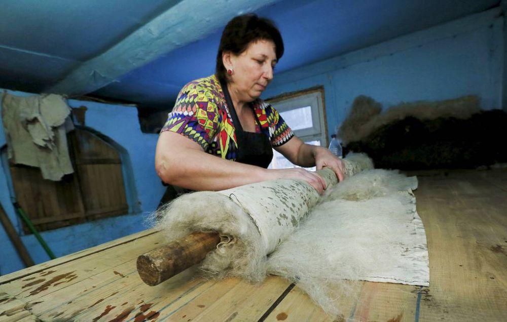 В Северной Осетии пройдет фестиваль по валянию из шерсти