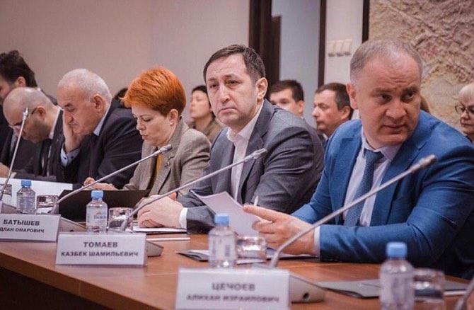 Северная Осетия в Минкавказе предложила идею по продвижению местных товаров на рынки стран Ближнего Востока