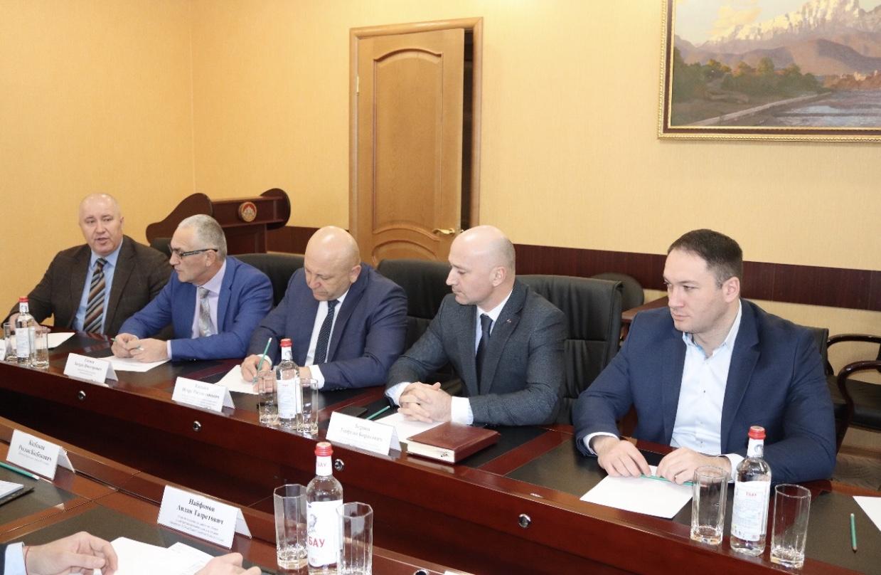 30 января 2019 г. состоялось заседание Совета по малому и среднему предпринимательству при Главе муниципального образования Пригородный  район – Гаглоеве Алане Сардионовиче.