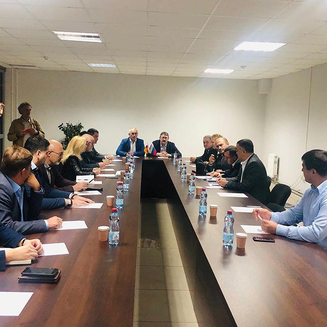 С 20 по 22 ноября 2019 года Центром поддержки экспорта Фонда поддержки предпринимательства Республики Северная Осетия-Алания организован и проведен прием делегации из Турецкой Республики.