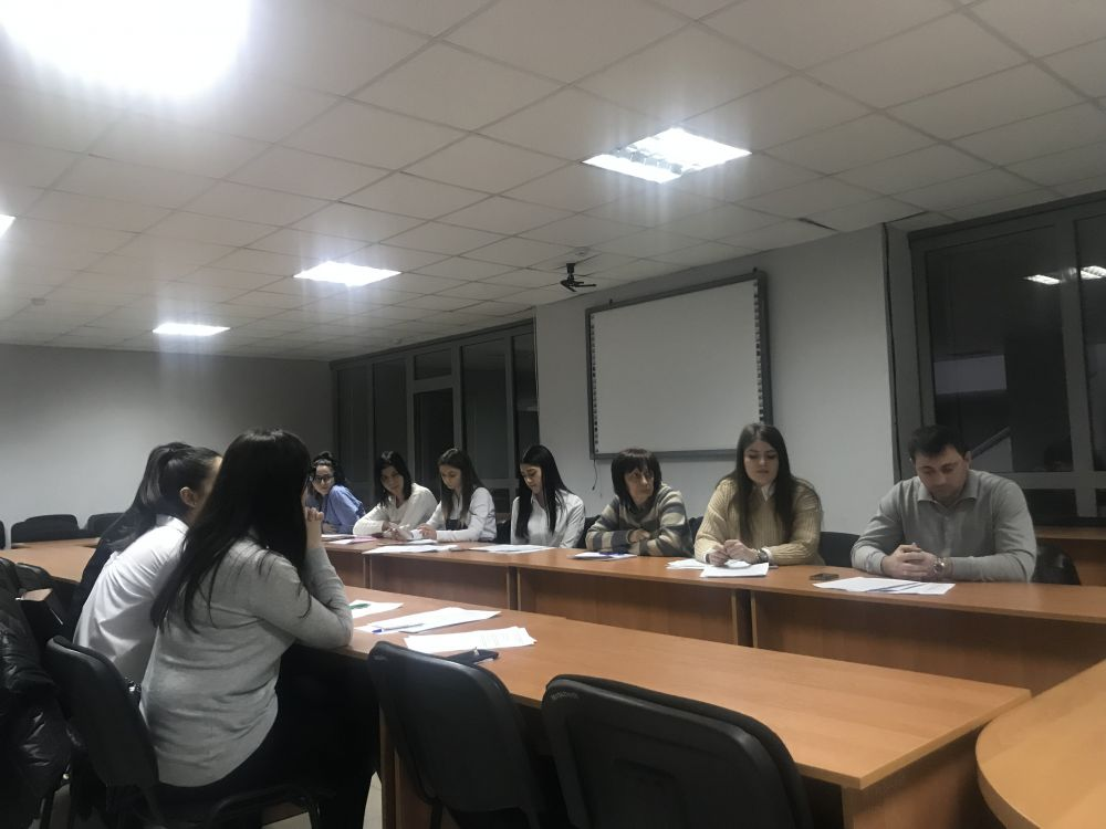 30 января 2019 г. на базе Бизнес–инкубатора «ИТ-Парк «Алания»  проведено обучающее мероприятие для сотрудников МФЦ в целях оказания поддержки субъектам малого и среднего предпринимательства Республики Северная Осетия-Алания