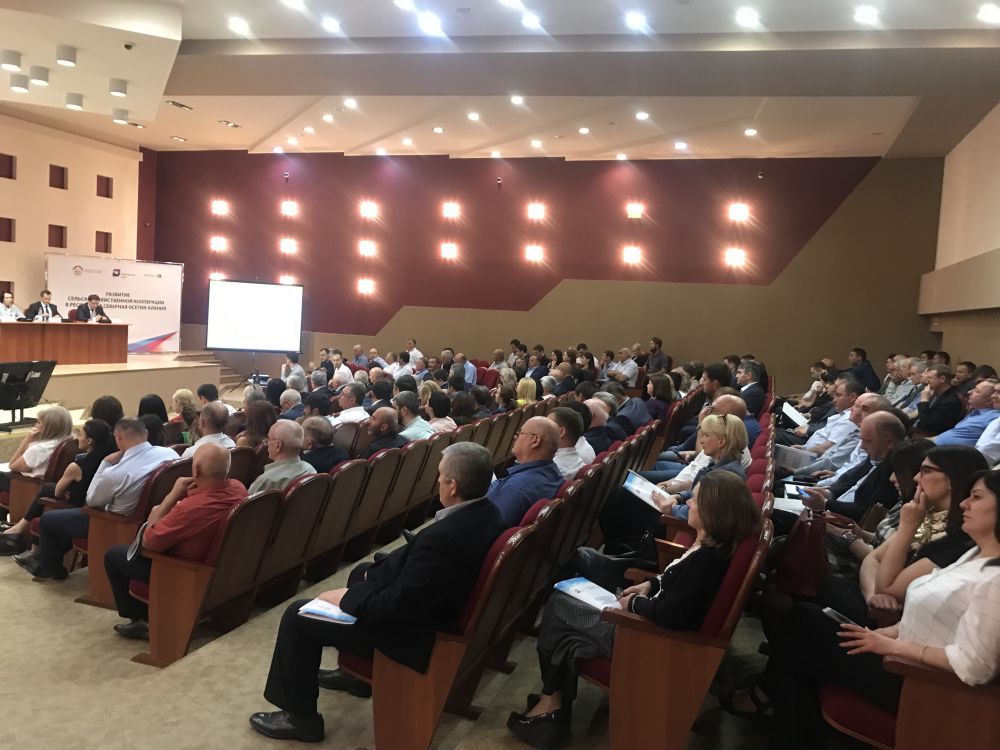 Во Владикавказе обсудили меры поддержки по развитию малого и среднего предпринимательства