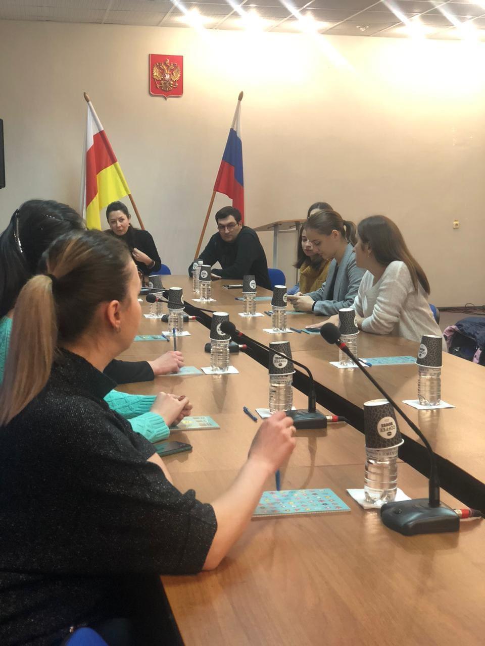 Отчет о проведении семинара для субъектов малого и среднего предпринимательства Республики Северная Осетия-Алания «Логистика для экспортеров»