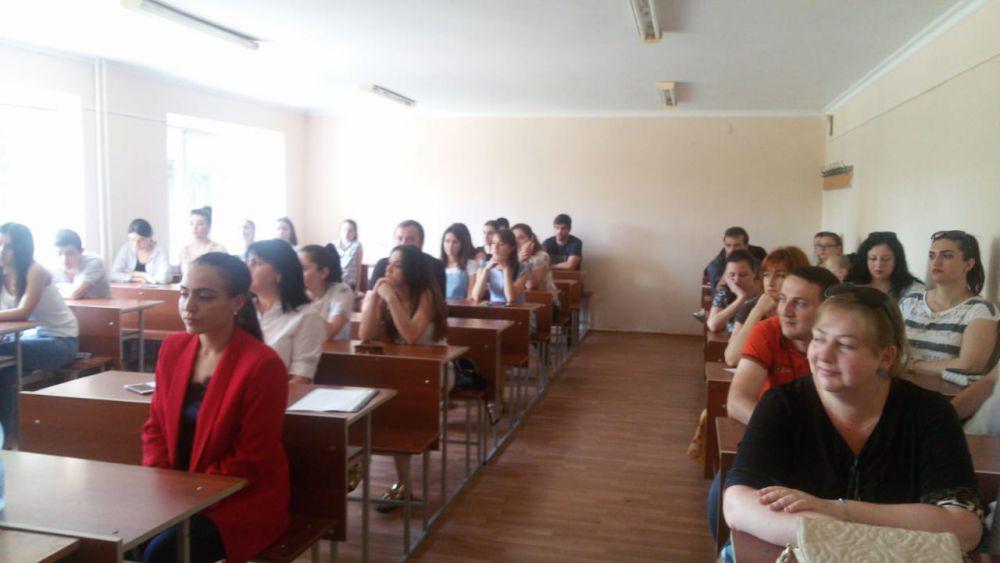 Проведен семинар на тему: «Права и обязанности предпринимателей при проведении контрольно-надзорных мероприятий на предприятиях малого бизнеса»