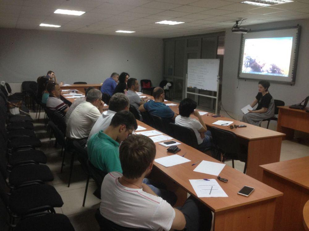 29 июня 2018 г. на базе «Бизнес-инкубатора ИТ-Парка «Алания» проведен тренинг на тему: «Лидерство, командообразование и особенности работы в команде»