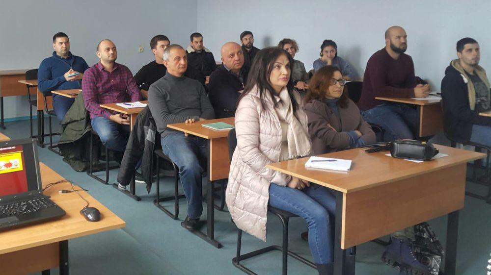 Во Владикавказе предпринимателям рассказали о бизнес-планировании и управлении персоналом