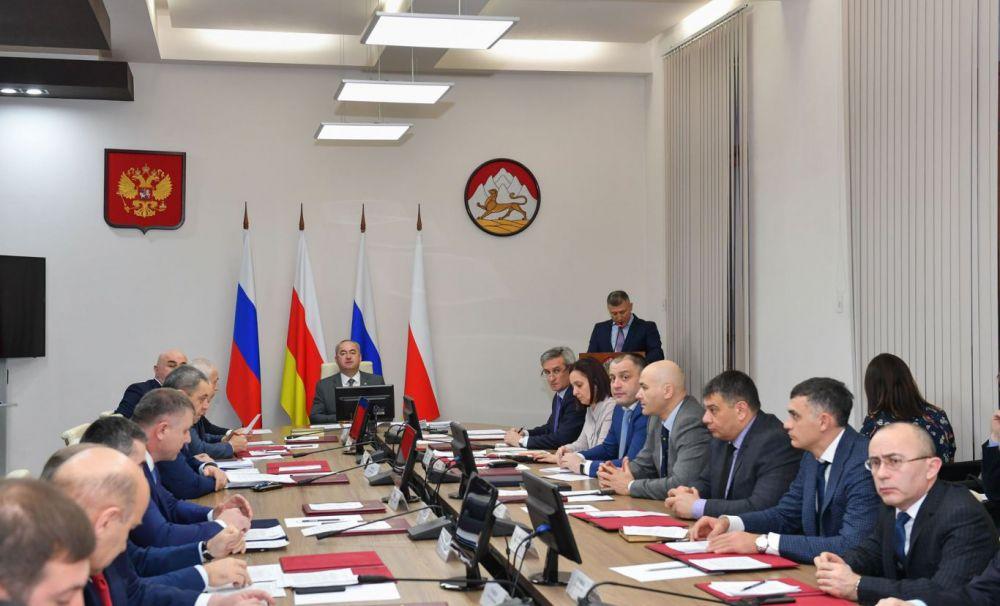 В Северной Осетии создадут управление сельского хозяйства
