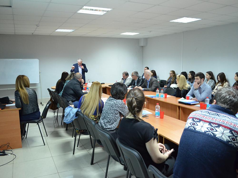 20 апреля 2018 года на площадке Бизнес-инкубатора ИТ-парк «Алания» организован семинар на тему: «Международный маркетинг и продвижение товаров на зарубежных рынках»
