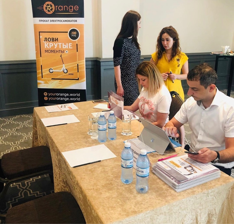 27 августа 2019 года, стартовал первый день бизнес-миссии североосетинских экспортеров в  Республике Азербайджан, г. Баку.