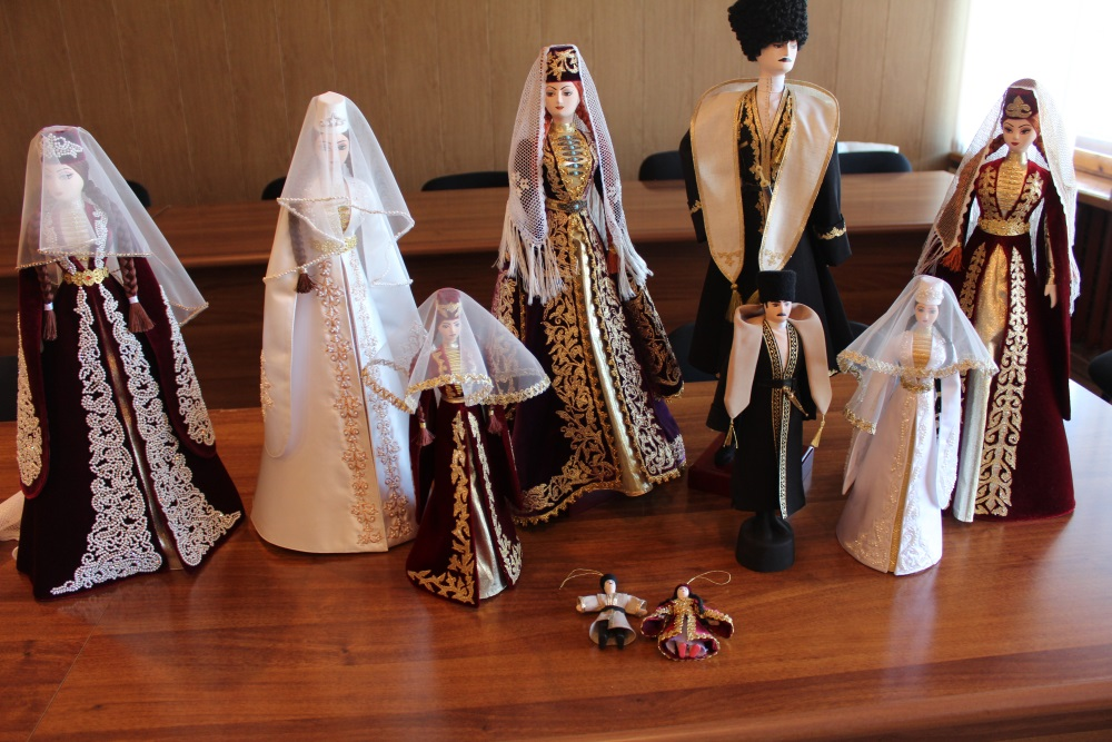 Продукция двух фирм Северной Осетии отнесена к изделиям народных художественных промыслов