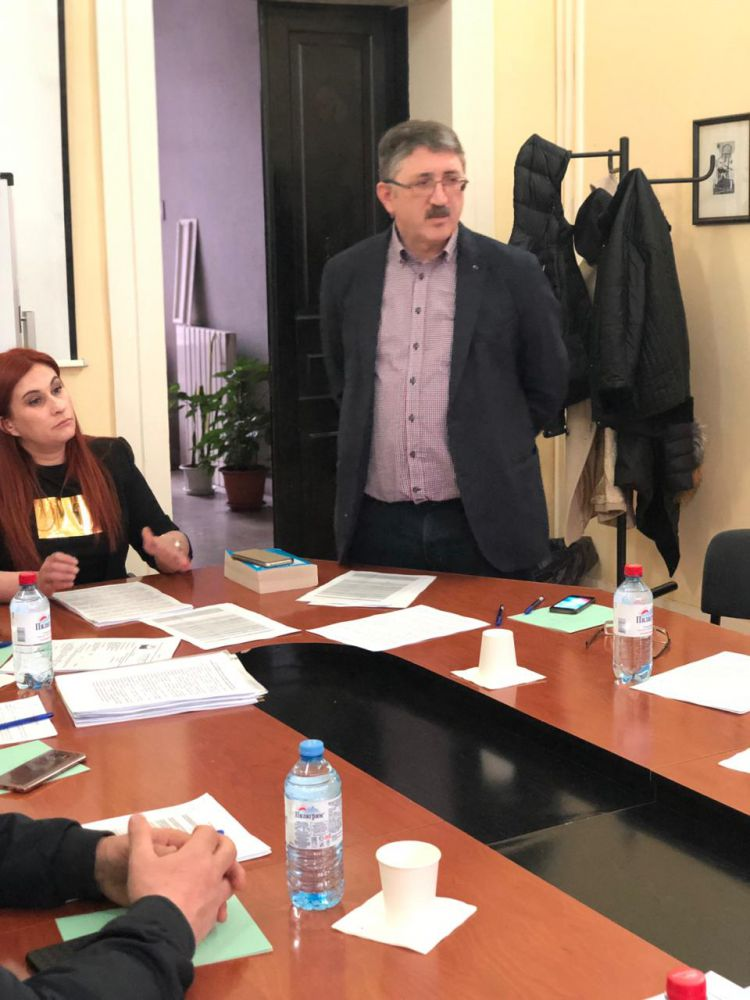 Проведен семинар для субъектов малого и среднего предпринимательства Республики Северная Осетия-Алания «Порядок возмещения НДС по нулевой ставке для экспортеров»