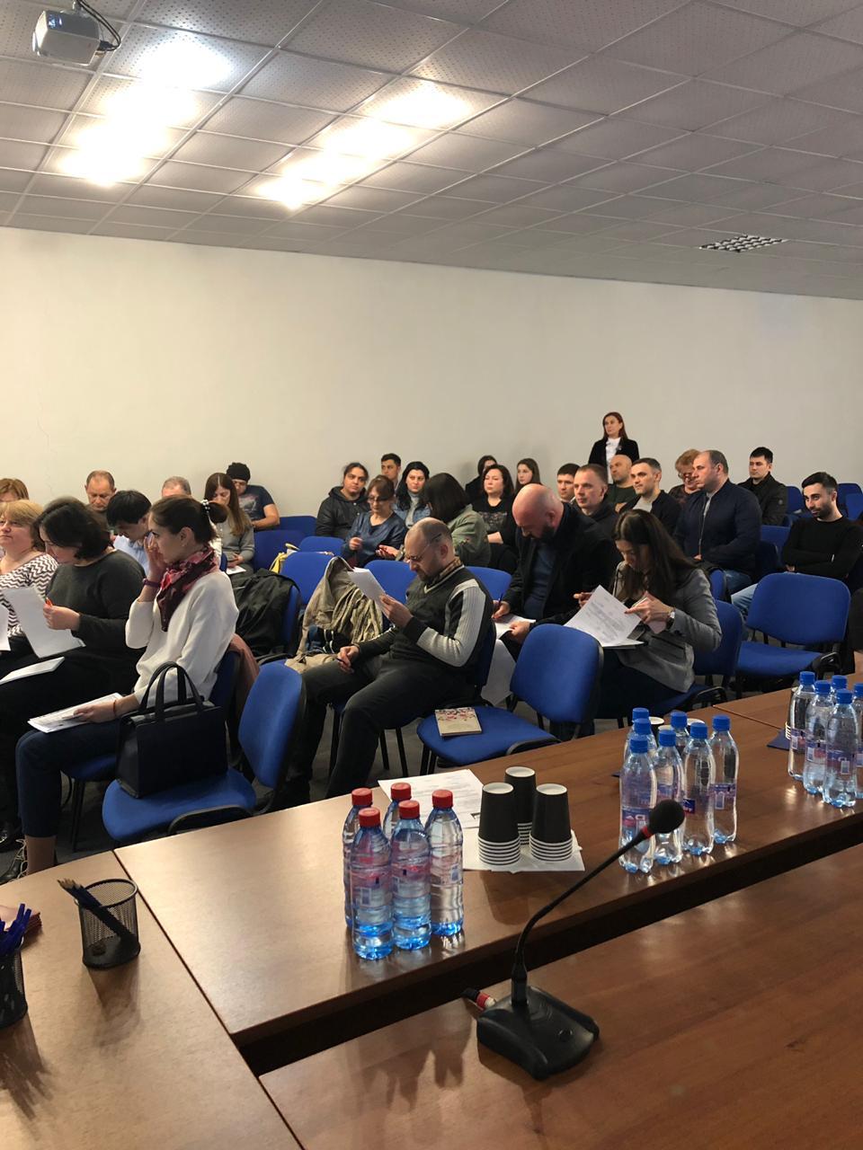 4 апреля 2019 года Центром поддержки экспорта Фонда поддержки предпринимательства РСО-Алания организован и проведен семинар на тему: «Специфика экспорта продукции в Иран, Азербайджан, Аремению и Грузию. Внутреннее законодательство и и валютный рынок»