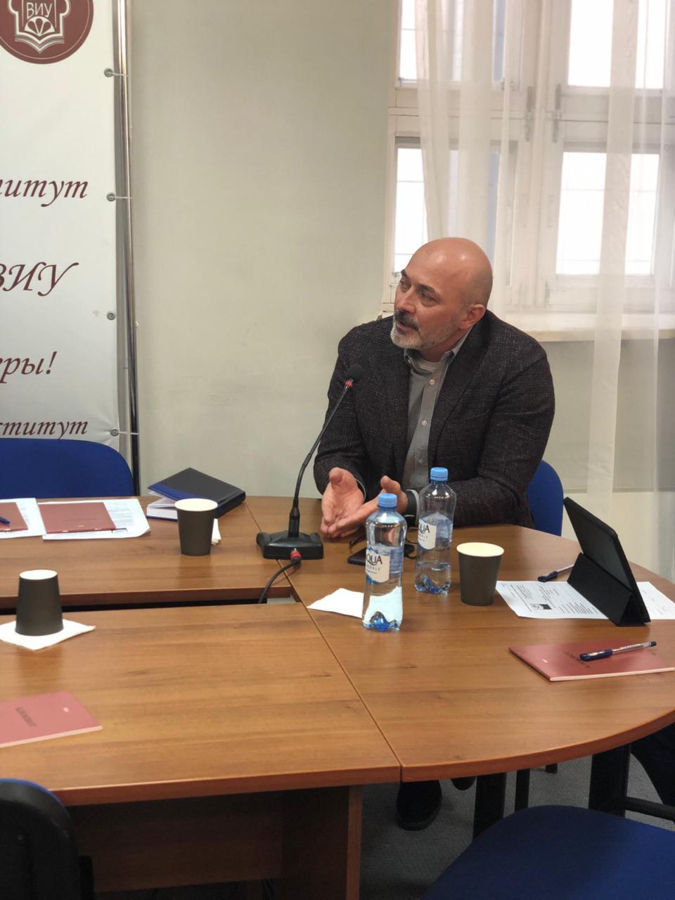 Отчет о проведении семинара для субъектов малого и среднего предпринимательства Республики Северная Осетия-Алания «Основы экспортной деятельности»
