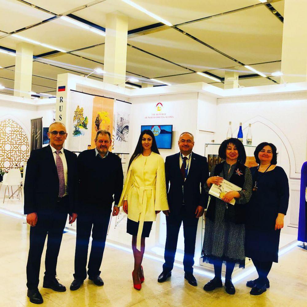 Центр поддержки экспорта Фонда поддержки предпринимательства РСО-Алания представляет продукцию североосетинских производителей на IV Международной выставке «Аrabia-EXPO 2019», которая пройдет с 8-го по 10-е апреля 2019 года в ЦВЗ «Манеж», г. Москва