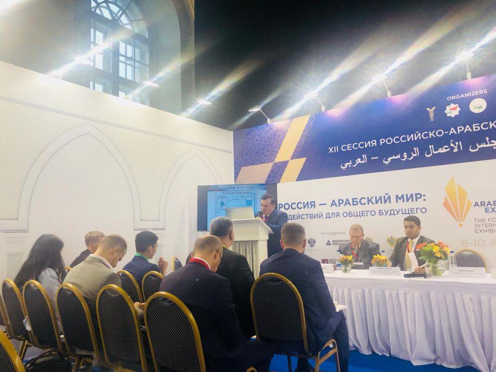 Продукция североосетинского предприятия ООО «Токар» вызвала большой интерес у представителей компаний из арабских стран