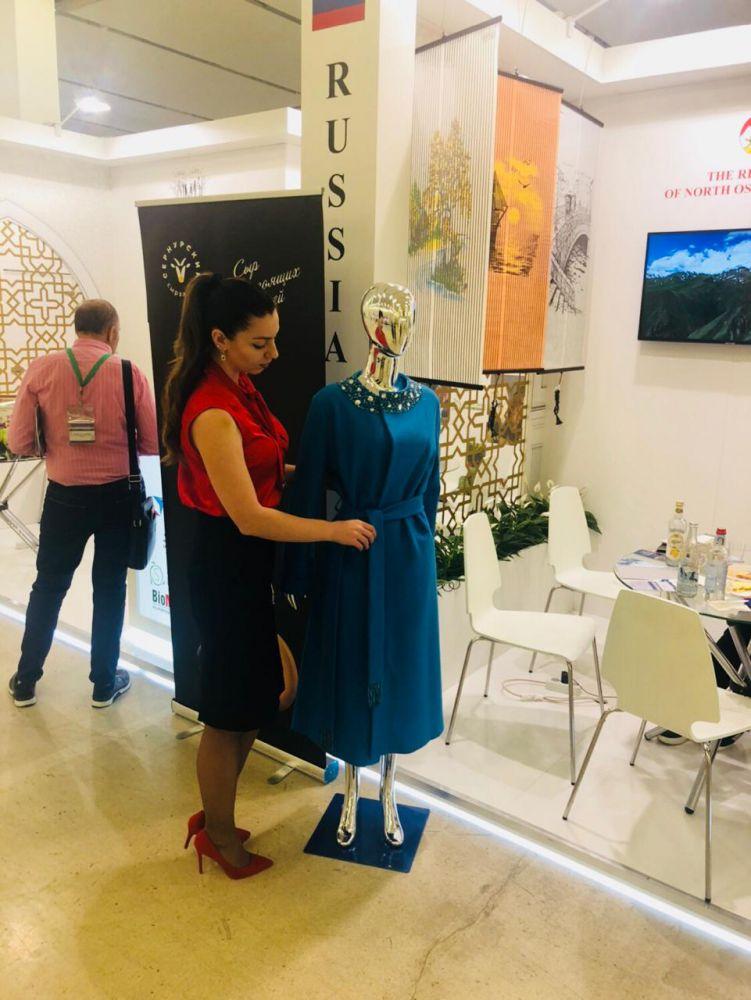 Центр поддержки экспорта ФПП РСО-Алания продолжает работу в рамках IV Международной выставки «Аrabia-EXPO 2019»