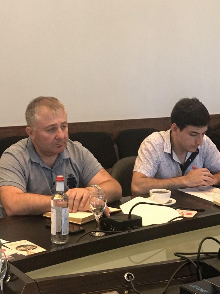 13 августа 2019 г. состоялось заседание круглого стола на тему: «Корпоративная социальная ответственность бизнеса»