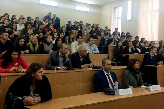 В СОГУ обсудили вопросы развития молодежного предпринимательства