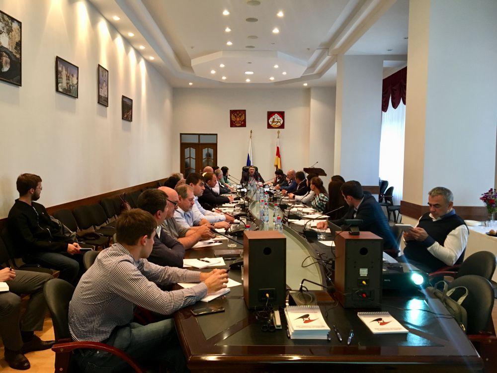 Центром поддержки экспорта Фонда поддержки предпринимательства  26 сентября 2019 года  проведен круглый стол на тему «Вопросы сотрудничества с Республикой  Беларусь: экспорт, законодательство, меры государственной поддержки»
