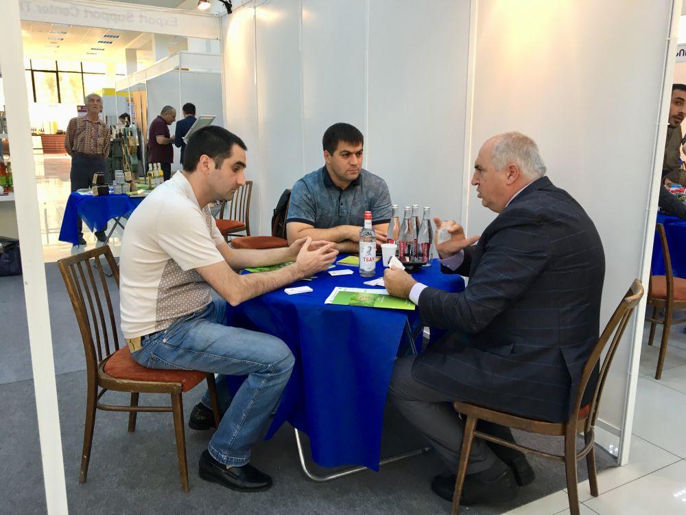 Завершила свою работу крупнейшая международная продовольственная выставка республики Армения «ArmProd EXPO-2019»