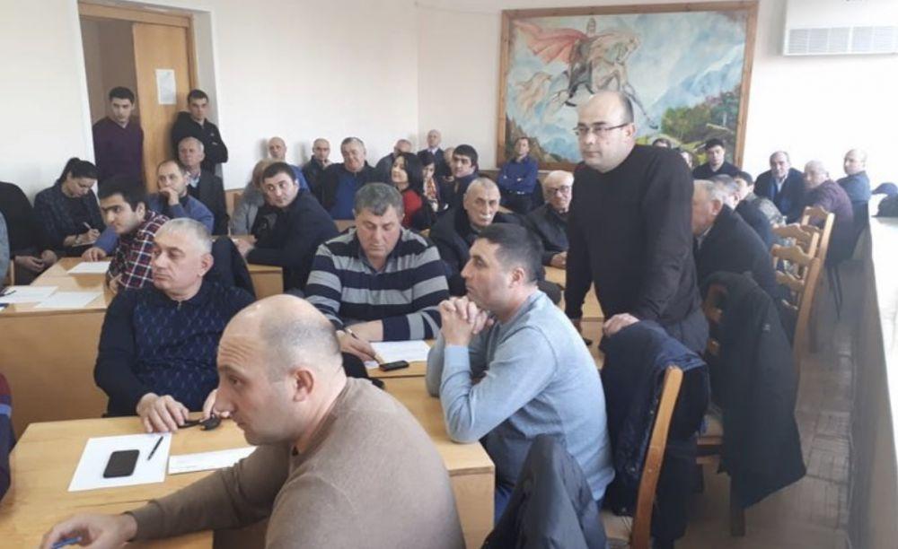 28 января 2019 г. состоялось заседание Совета по предпринимательству при Главе муниципального образования Правобережный район — Фраеве Сослане Михайловиче