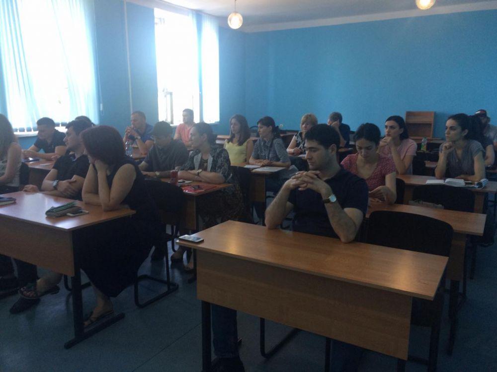 Центром поддержки экспорта Фонда поддержки предпринимательства проведены семинары