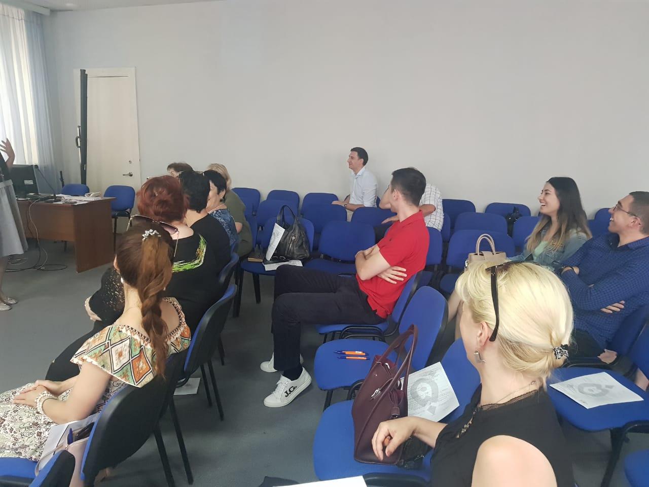 28 июня 2019 года Центром поддержки экспорта Республики Северная Осетия-Алания организован и проведен семинар «Эффективная деловая коммуникация для экспортеров»  образовательной программы Российского экспортного центра.
