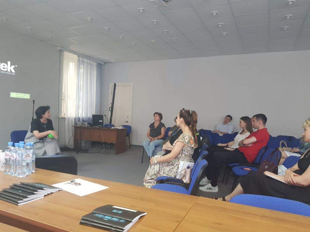 Отчет о проведении семинара для субъектов малого и среднего предпринимательства Республики Северная Осетия-Алания «Возможности онлайн-экспорта»