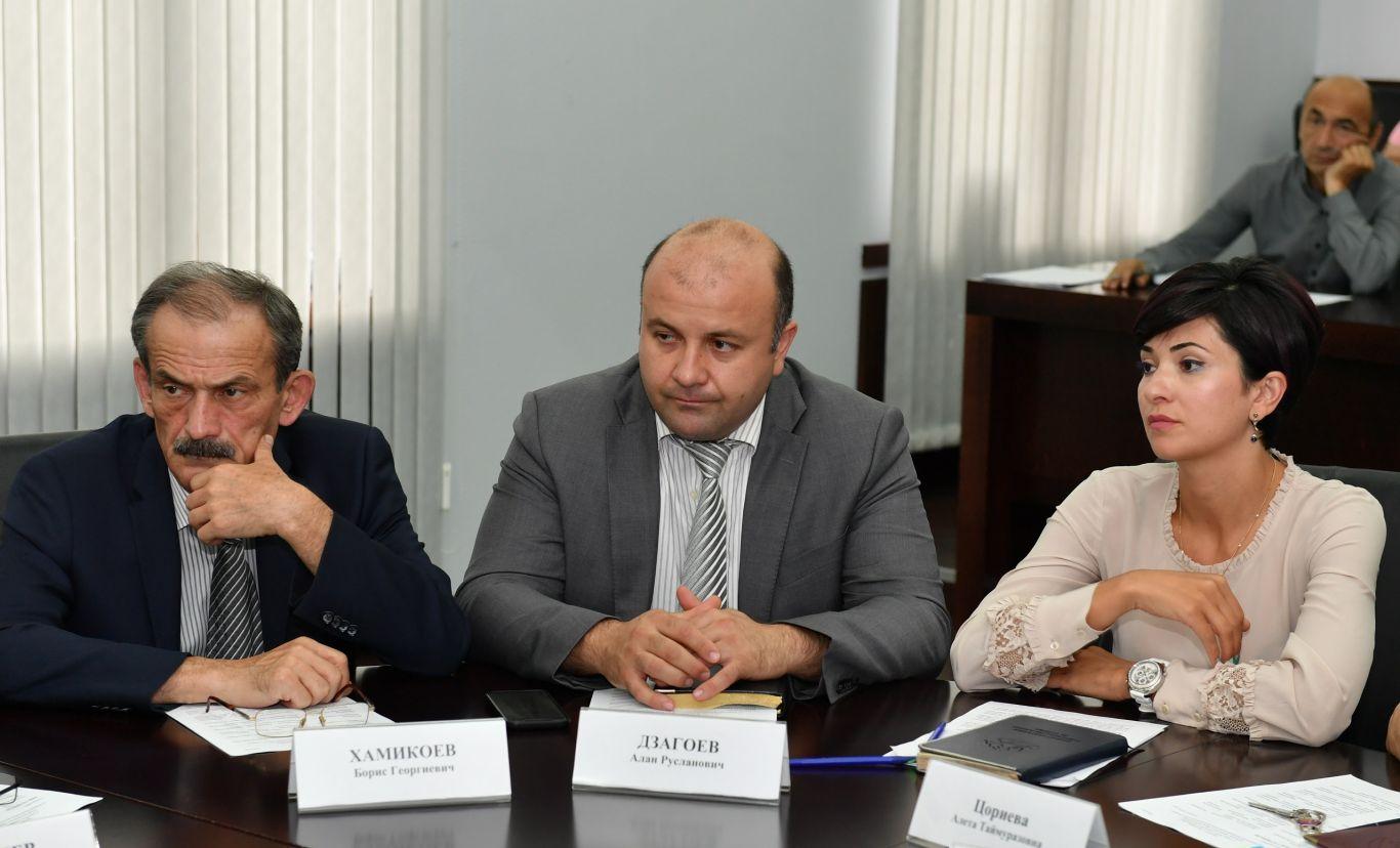 Вячеслав Битаров: Мы продолжим реализацию проекта «Мамисон»