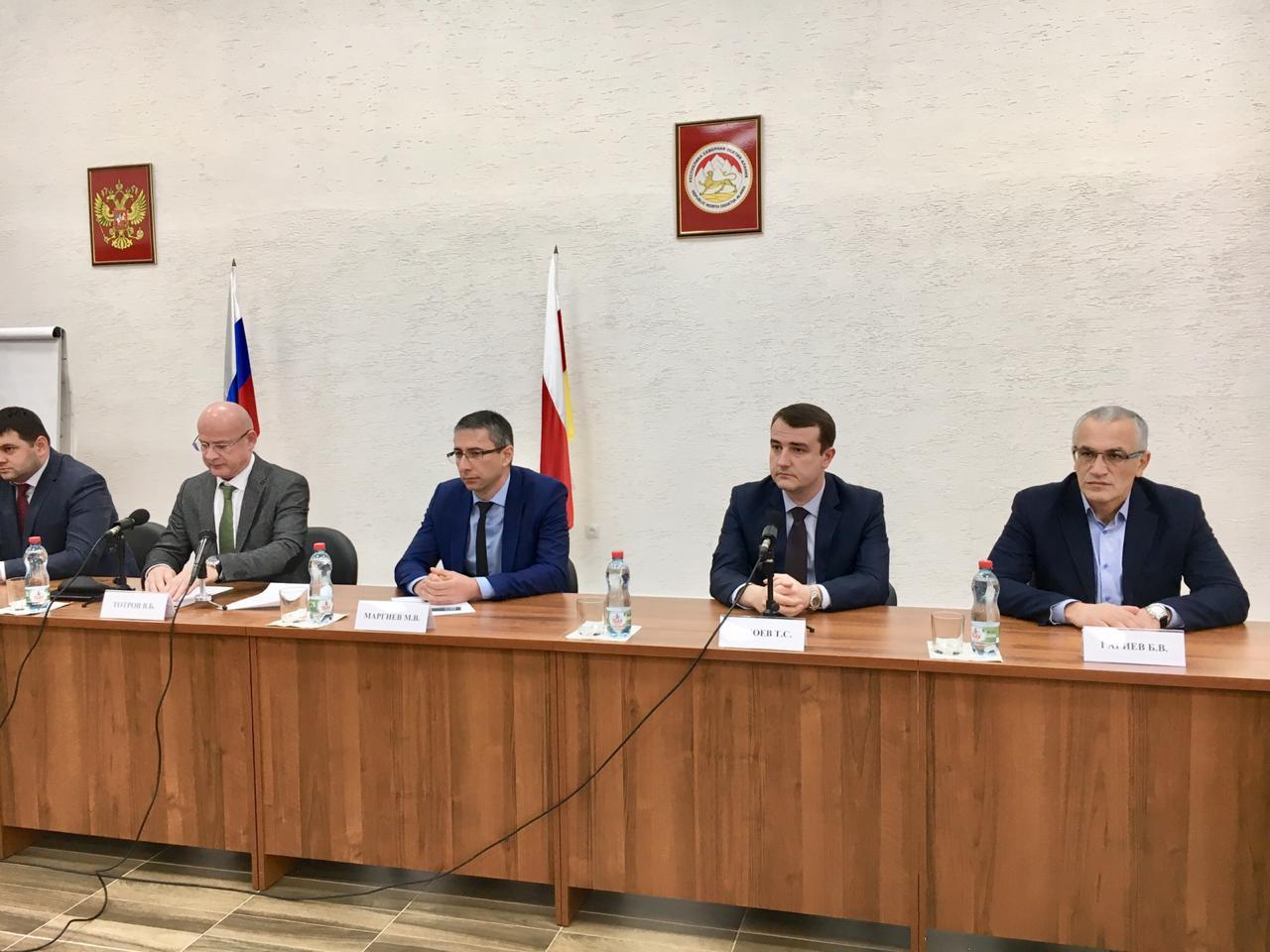 По поручению Главы Республики Северная Осетия-Алания в 2018 году созданы Советы по предпринимательству при Главах муниципальных образований Республики Северная Осетия-Алания.