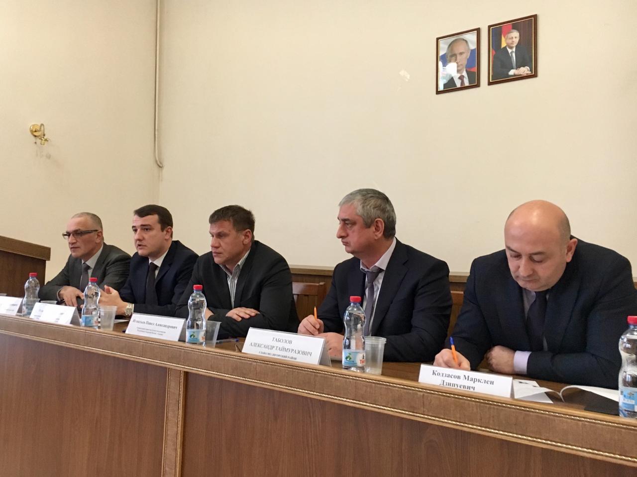 21 января 2019 г. прошёл Совет по предпринимательству при Главе муниципального образования Дигорский район Таболове Александре Таймуразовиче, созданный  по поручению Главы Республики Северная Осетия-Алания в 2018 году.