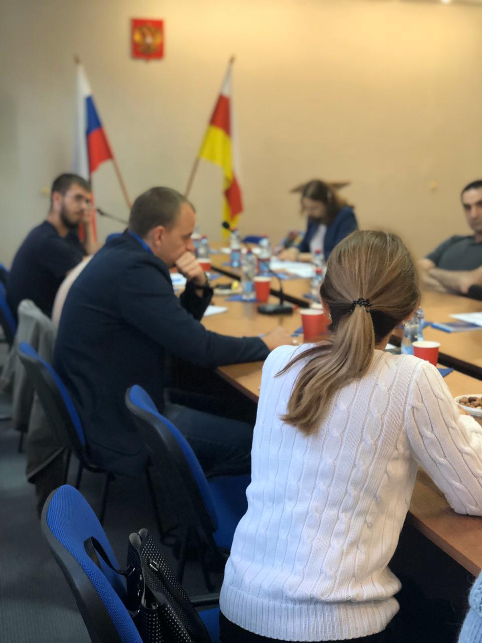 27  сентября  2019 года Центром поддержки экспорта Республики Северная Осетия-Алания организован и проведен семинар «Таможенное регулирование экспорта»    образовательной программы Российского экспортного центра.