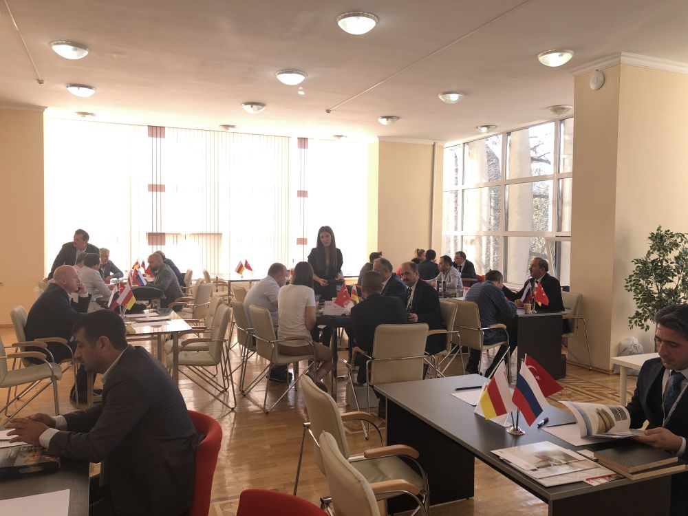 16 октября во Владикавказе состоялся прием делегации из Турецкой Республики