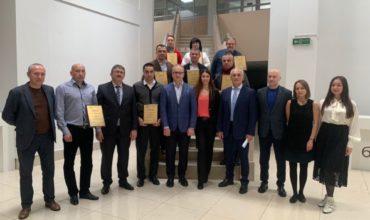 27 марта 2020 года прошла церемония награждения по итогам Регионального этапа конкурса «Экспортер года»
