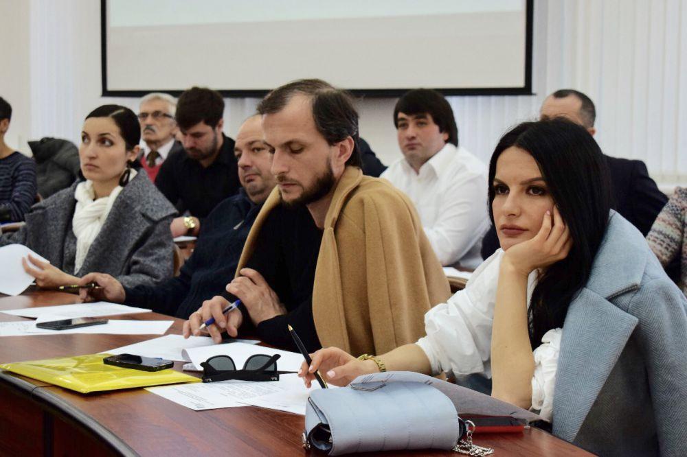 Межрегиональный обучающий семинар для представителей НКО РСО-Алания