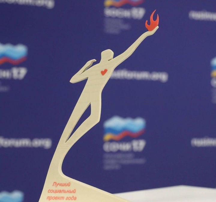 Фонд поддержки предпринимательства объявляет прием заявок на участие в региональном этапе Всероссийского конкурса «Лучший социальный проект года — 2019»