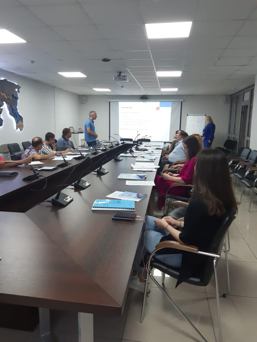 Образовательный семинар «Маркетинг как часть экспортного проекта»