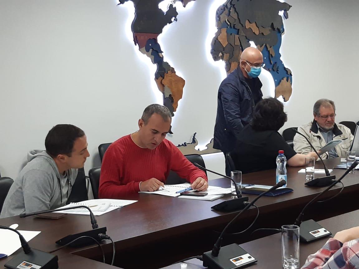 Проведен семинар по теме: «Правовые аспекты экспорта»
