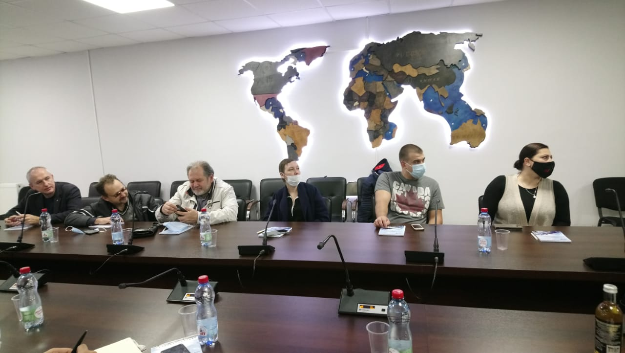 Круглый стол «Техника успешных продаж на экспорт»