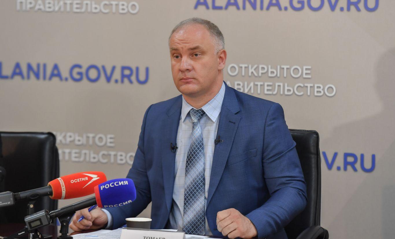 Казбек Томаев: Роста реальных денежных доходов населения нет