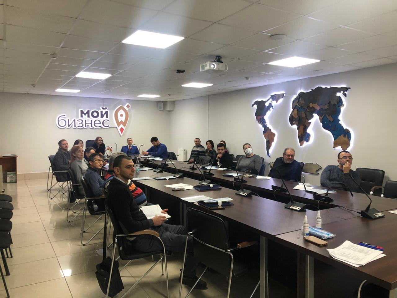 Проведён семинар на тему «Эффективная коммуникация для экспортёров»