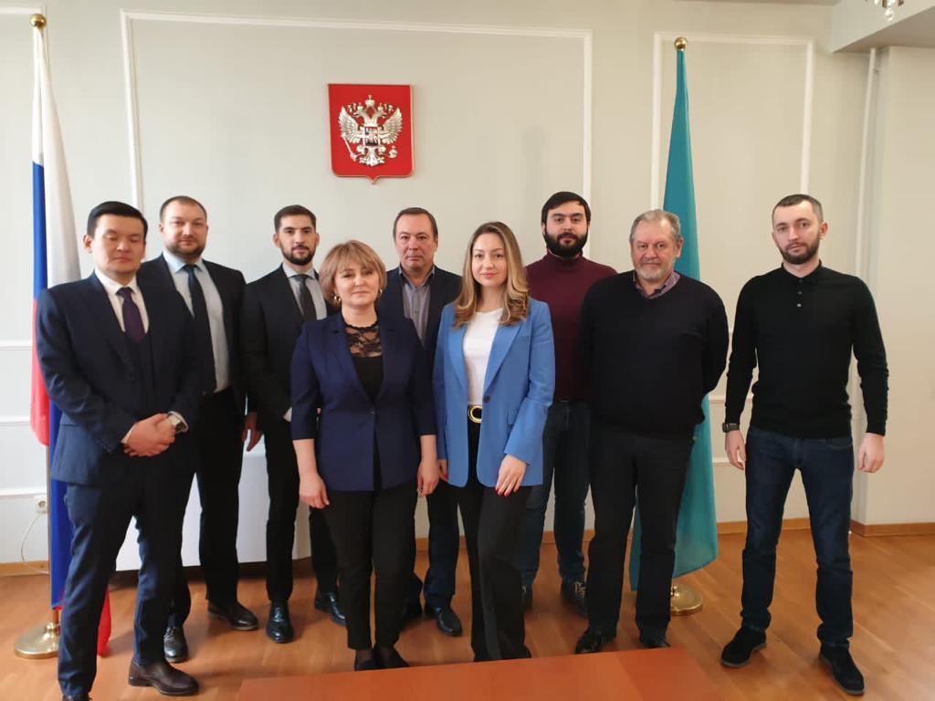 Второй день бизнес-миссии в Казахстане