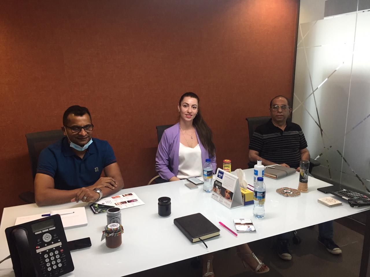 С 17 по 20 марта 2021 года мы организовали бизнес-миссию в ОАЭ
