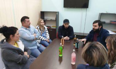 Бизнес-миссия в Казахстане