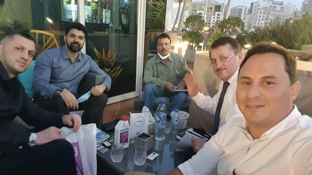 Второй день интенсивной работы североосетинских предприятий на бизнес-миссии в ОАЭ